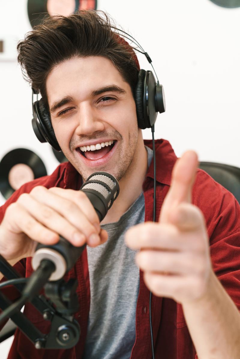 RADIO IN CLOUD - Studio