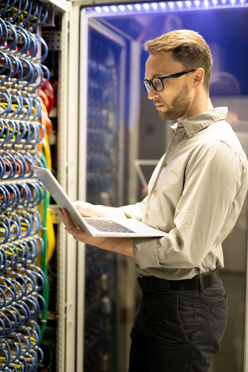 Server dedicato Web Radio Professional